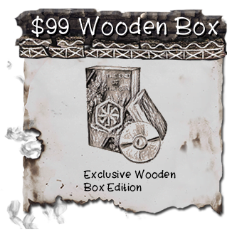 Wooden Box Edition of The Game